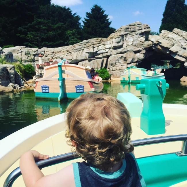 Alfie Boat Disney